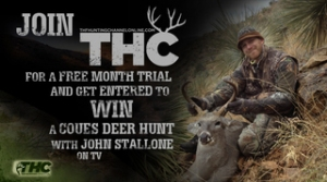 Win a Coues Deer Hunt With John Stallone