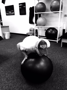 ball push up 2